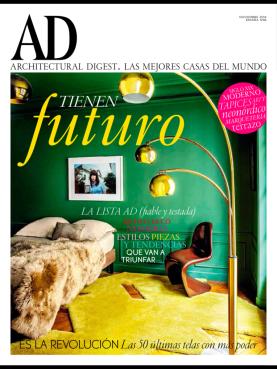 Mobiliario para Casa V. Publicado en Revista AD. Nov2014