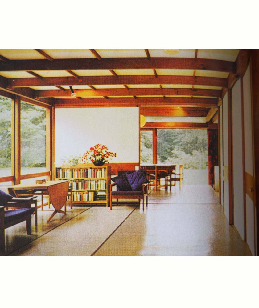 Interior House in Keston. 1960.