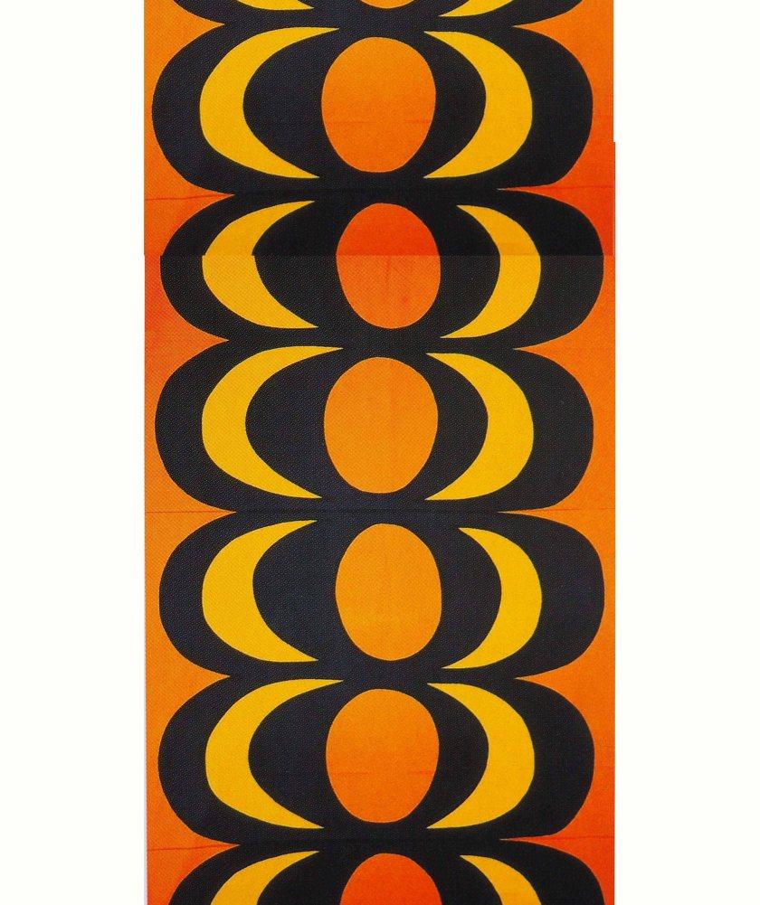 Maija Isola, Kaiva textile for Marimekko. c.1964