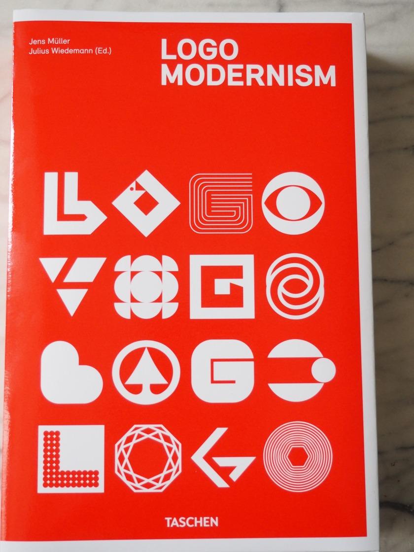 Logo Modernism. Jens Müller. Julius Wiedemann (Ed.)