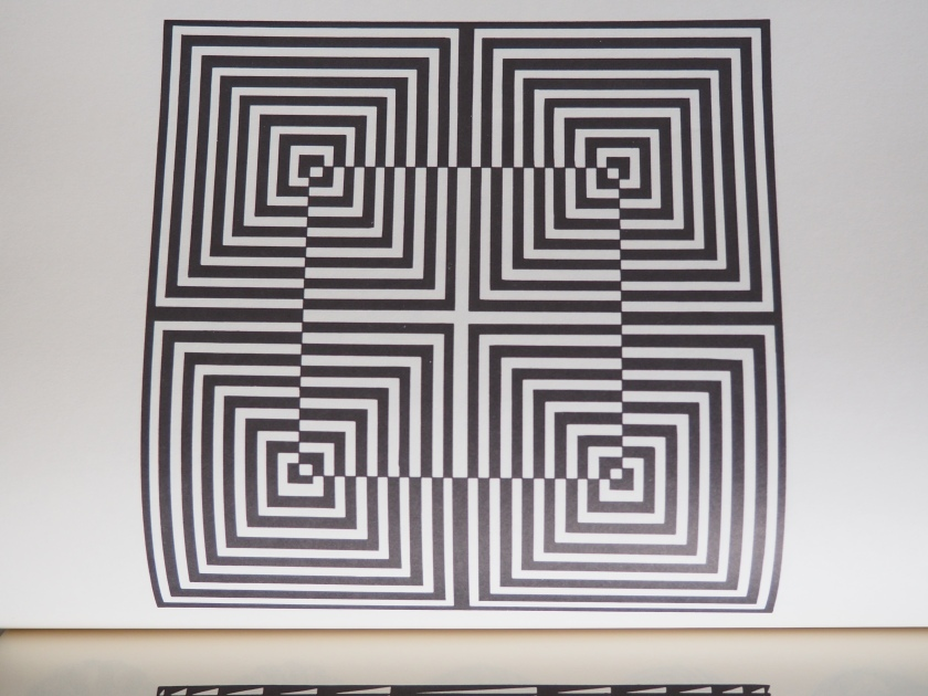 Geometrical art.