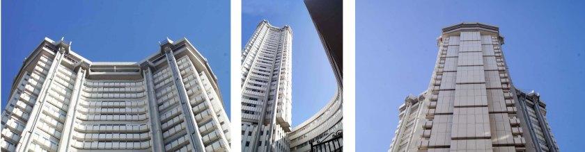 Torre Hercón, icono de la arquitectura vertical